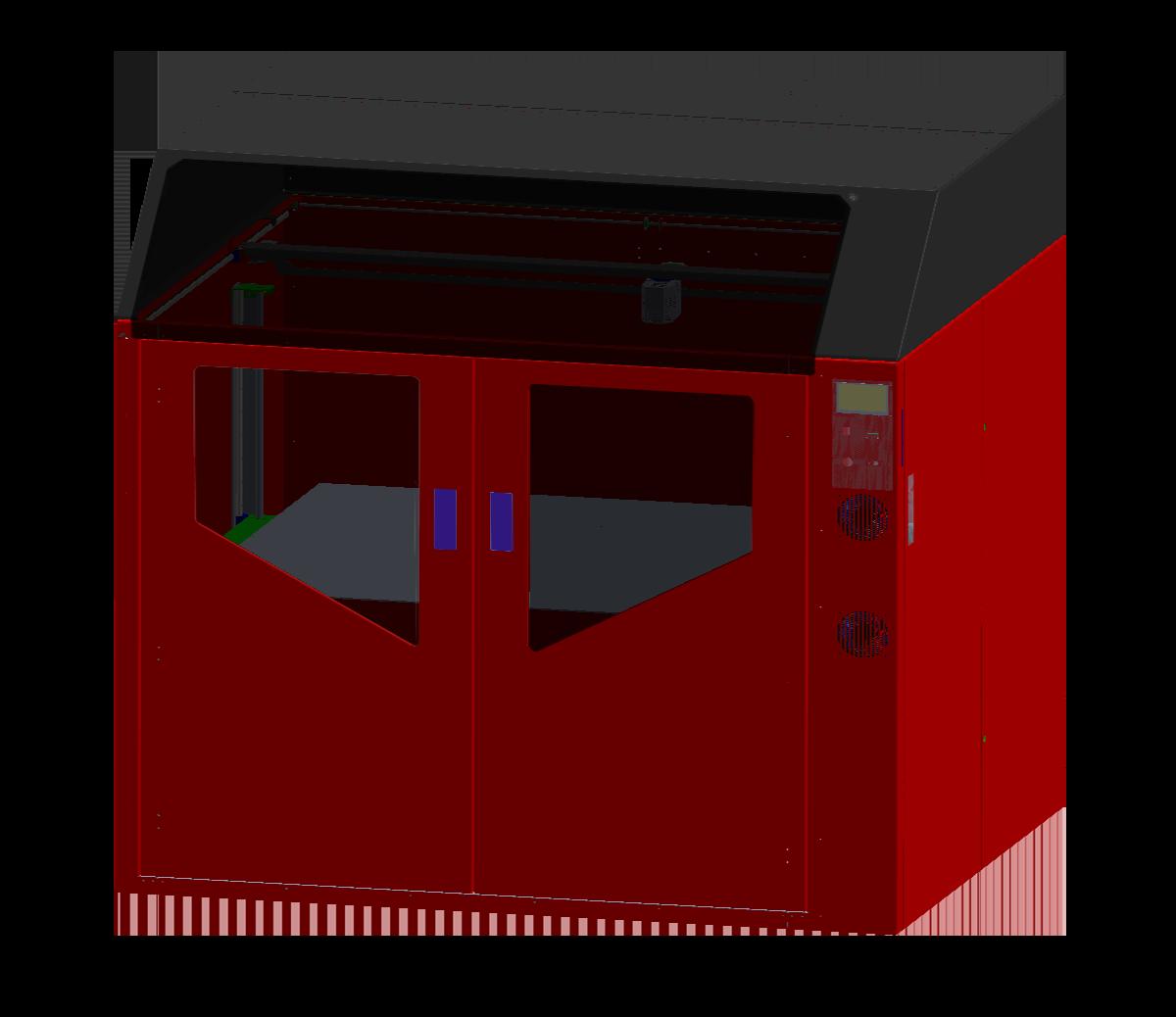 Magnum 3D RX2